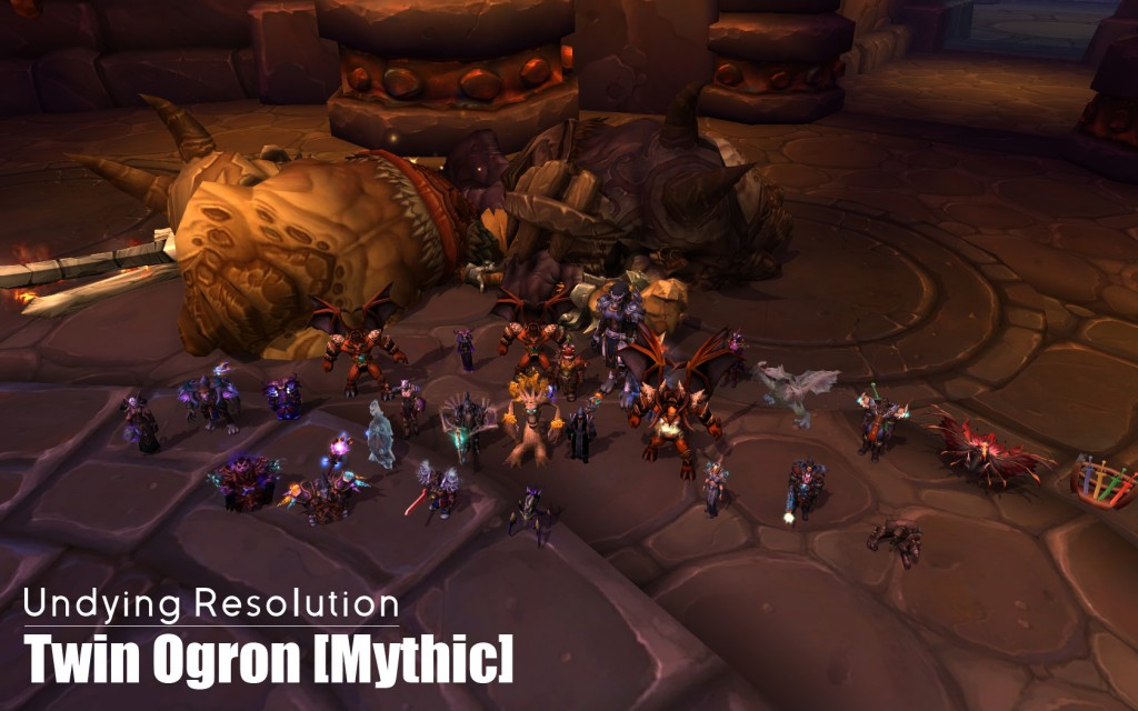 Twin-Ogron-Mythic
