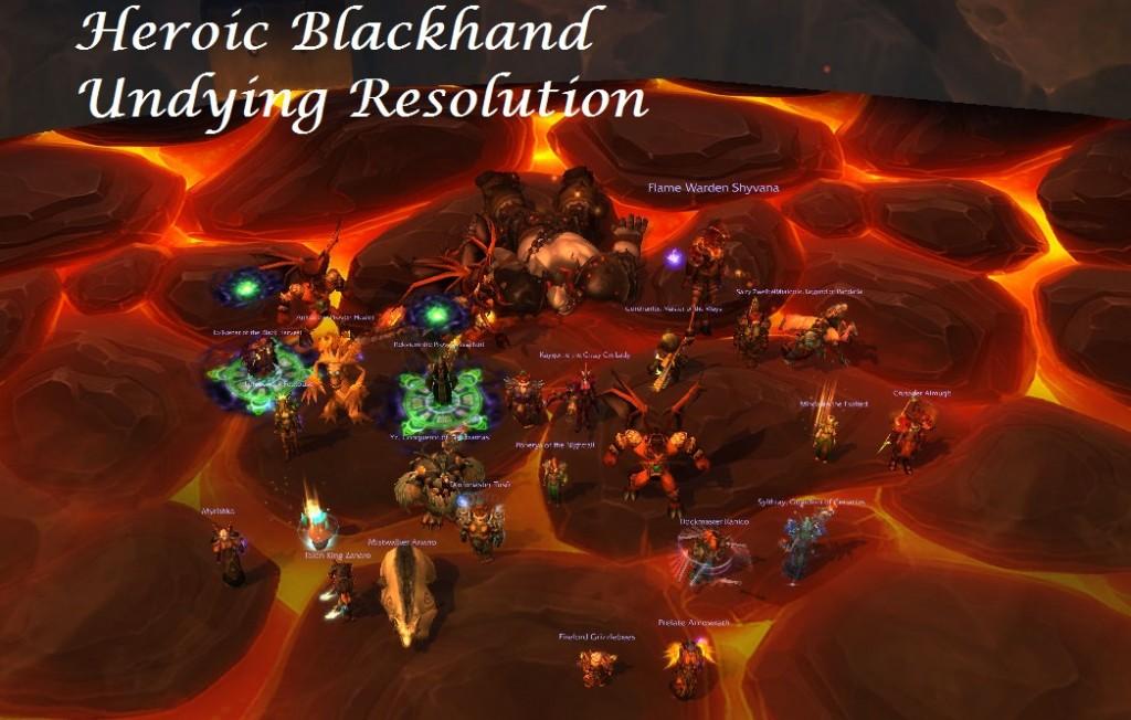 Heroic Blackhand
