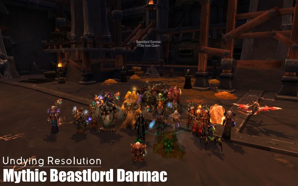 Mythic Beastlord Darmac